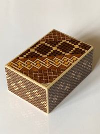 4 Sun 10 Step Zuku Japanese Secret Puzzle Box