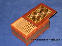 4 Sun 5 Step Limited Edition Japanese Puzzle Box PRICE UPON REQUEST  2