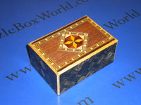 4 Sun 7 Step Kenbana Japanese Puzzle Box