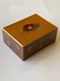 5.5 Sun 21 + 1 Step Namiura Japanese Puzzle Box by Yamanaka