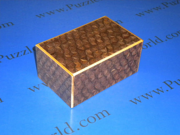 5 Sun 14 + 1 Step Kuroasa Japanese Puzzle Box