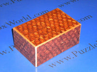 5 Sun 35 +1 Step Akaasa Japanese Puzzle Box