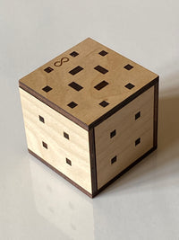 The Antares 11 Step Puzzle Box