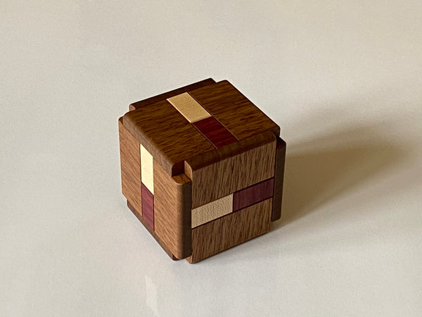 Bars Box III Japanese LIMITED EDITION Puzzle Box