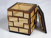 Brick Puzzle Box (Self Assembly Kit)