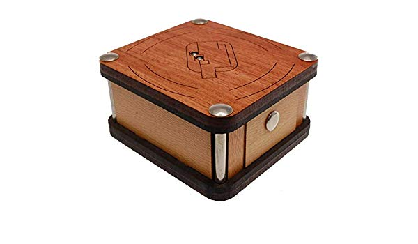 German Centrale Puzzle Box