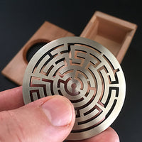 Cherry Maze Puzzle Box (Medium)