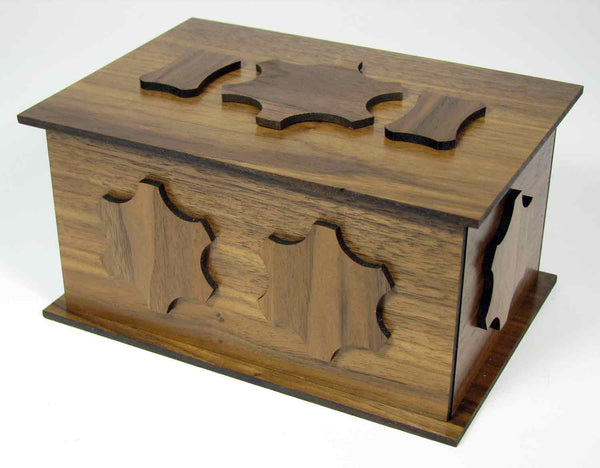 DeVincy Puzzle Box (Self Assembly Kit)