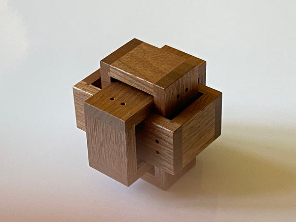 PRE-OWNED Expansion IV Japanese Puzzle Box by Akio Kamei