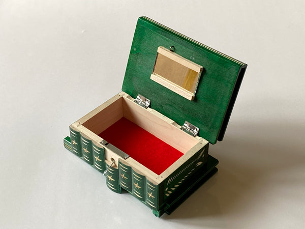 Romanian Secret Puzzle Box (GR3)