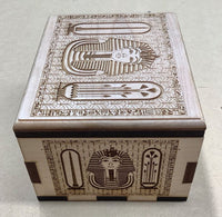 The Hurricane Egyptian Puzzle Box