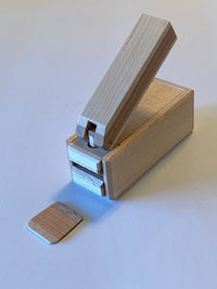 Nail Clipper Puzzle Box by Shou Sugimoto