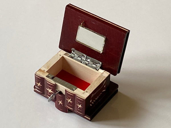 SMALL Romanian Secret Puzzle Box (RD)