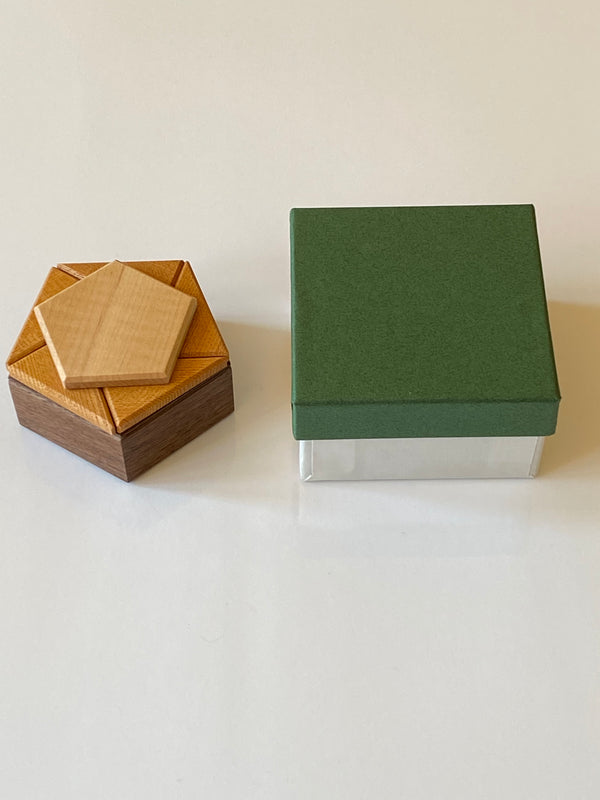 Pre-Owned Topstar Limited Edition Puzzle Box by Shou Sugimoto