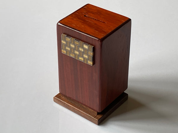 Pre-Owned Coin Bank(19) by Fumio Tsuburai