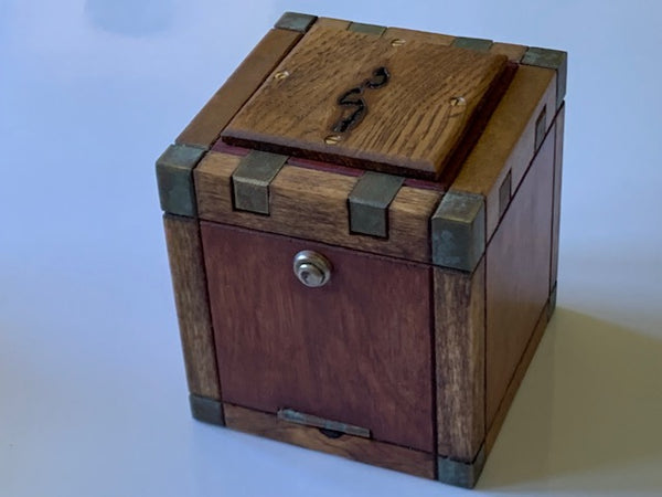 Worm Wood II Limited Edition Puzzle Box