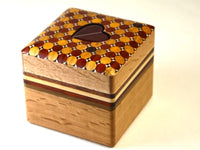 A Chance Meeting Special Edition Kagome Secret Puzzle Box by Tatuo Miyamoto