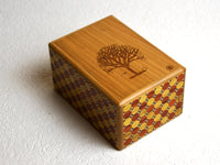 Box with a Tree (Kagome Special Edition) Japanese Puzzle Box