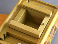 Box with a Tree (Kikkou Special Edition) Japanese Puzzle Box