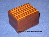 Byway 4 Secret Series Japanese Puzzle Box