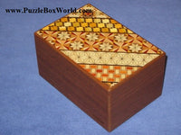 Byway Secret Series 3 Japanese Puzzle Box Created by Hiroshi Iwahara