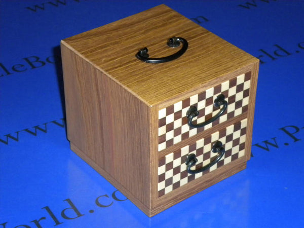 Drawer in Drawer Japanese Puzzle Box