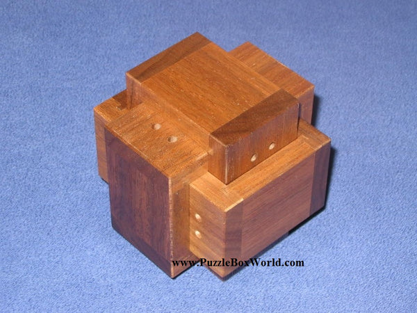Expansion IV Japanese Puzzle Box by Akio Kamei