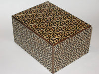 7 Sun 72 Move Hana Pattern Japanese Puzzle Box By Mr. Yamanaka