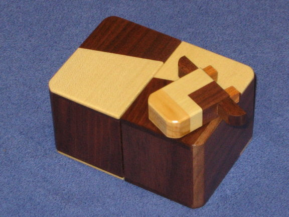Dona Dona Japanese Puzzle Box by Shiro Tajima