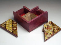 Yosegi Mechanism  Japanese Puzzle Box 2
