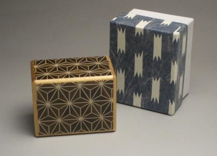 2 Sun 7 Step Kuroasa Japanese Puzzle Box