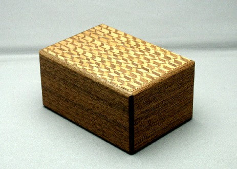 Monkey's Palanquin Japanese Puzzle Box