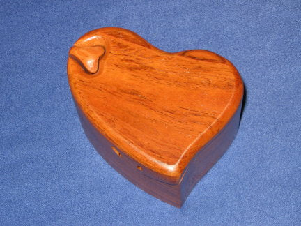 Broken Heart Puzzle Box