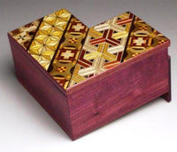 Yosegi Mechanism  Japanese Puzzle Box 3