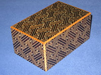5 Sun Saya North South East West Japanese Puzzle Box