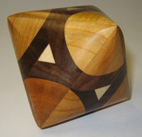 Octahedron 2 Interlocking Puzzle A