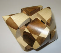 Bicone 2 Interlocking Puzzle P 2
