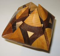 Octahedron 2 Interlocking Puzzle B