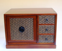 Kuroasa Secret Trick Chest of Drawers