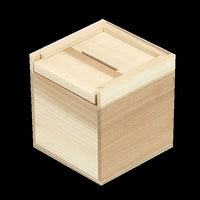 Karakuri Money Bank Japanese Puzzle Box (Self Assembly Kit) 1