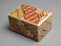 3 Sun 7 Step Koyosegi Japanese Puzzle Box with Sound 2