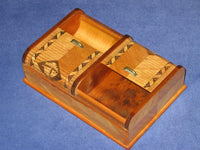 Vintage Japanese Roll Top Box 2