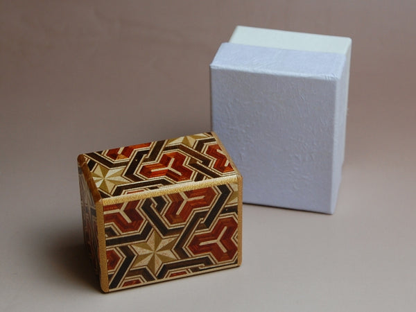 2 Sun 10 Step Karami Japanese Puzzle Box