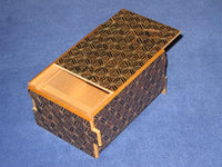 4 Sun 10 Step Yaeasa Japanese Puzzle Box