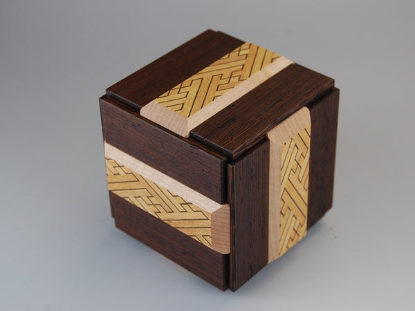 Triskele Saya Special Edition Japanese Puzzle Box