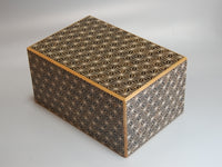 6 Sun 54 + 1 Step Kuroasa Japanese Puzzle Box