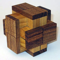 Duodeciburr Interlocking Puzzle