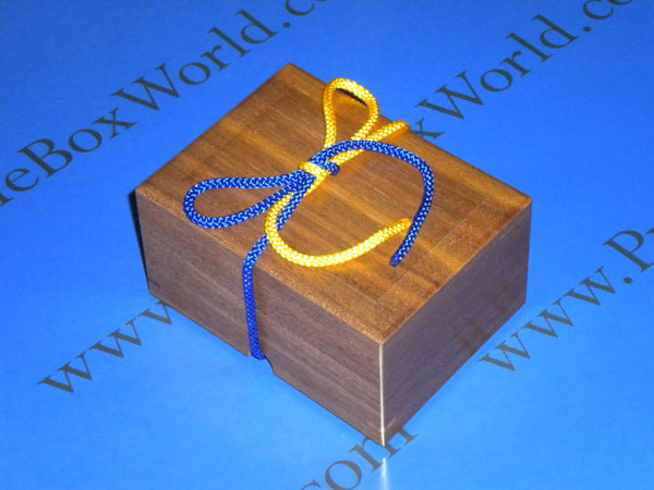 String Box Part II Puzzle by Fumio Tsuburai
