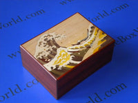 5 Sun 21 + 1 Step Namiura Japanese Puzzle Box