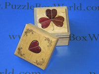 A Chance Meeting Secret Puzzle Box LE